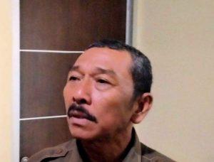 Plt Kadis Pendidikan Kota Medan Masrul Badri
