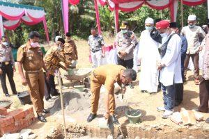 Pembangunan Pondok Pesantren