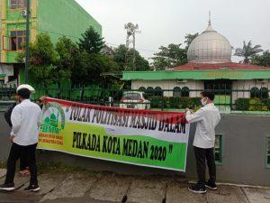 Tolak Politisasi Masjid
