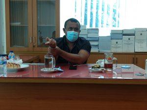 Ketua Fraksi PDI Perjuangan DPRD Sumut Mangapul Purba