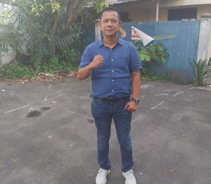 Ketua Pewarta Polrestabes Medan Chairum Lubis SH